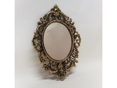 Sieninis veidrodis žalvarinis