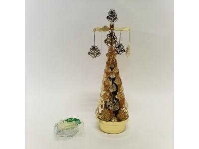Žvakidė - kalėdinė eglutė
