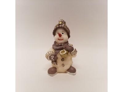 Žvakė - sniego senis
