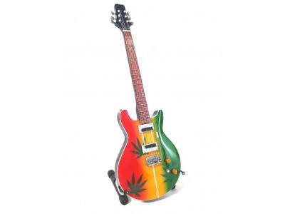 Gitaros mini modelis - Bob Marley