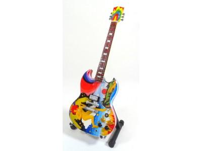 Gitaros mini modelis - Eric Clapton, Fool SG