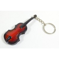 Raktų pakabukas mini smuikas
