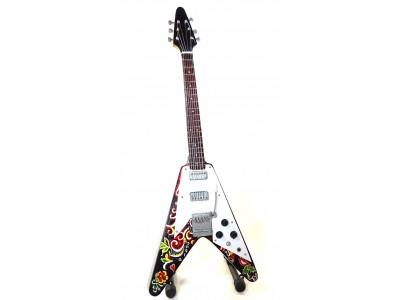 Gitaros mini modelis - Jimi Hendrix