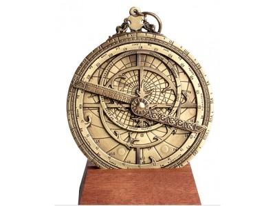 Astroliabija – legendinis astronominis prietaisas