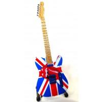 Gitaros mini modelis - Rolling Stones, Keith Richars