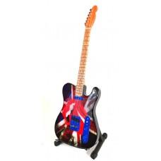 Gitaros mini modelis - Rolling Stones, Keith Richards