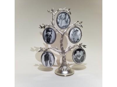Nuotraukų rėmelis - šeimos medis