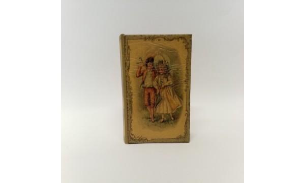 Dėžutė knyga