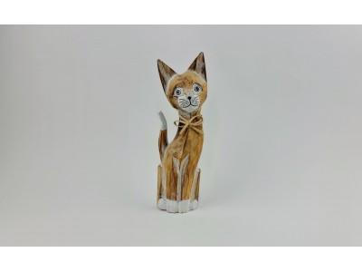 Medinė katė