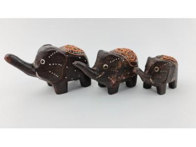 Mediniu drambliuku šeima
