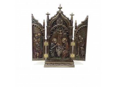 """Statulėlė altorius """"Šventa šeima"""""""