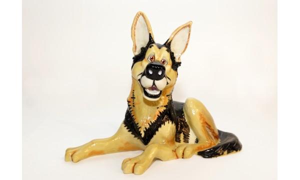 Šuo - vokiečių aviganis