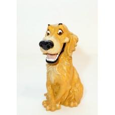 "Šuo - auksaspalvis retriveris ""Toby"""