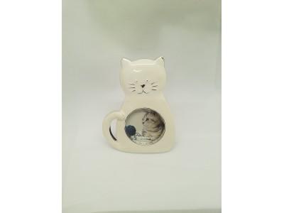 Nuotraukų rėmelis - katė