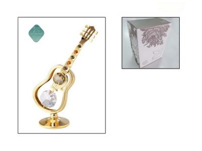 Gitara- statulėlė su Swarovski kristalais