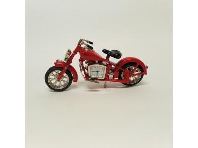 Motociklas su laikrodžiu