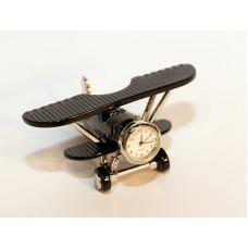 Lėktuvas su laikrodžiu