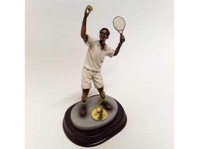 Statulėlė - lauko tenisas