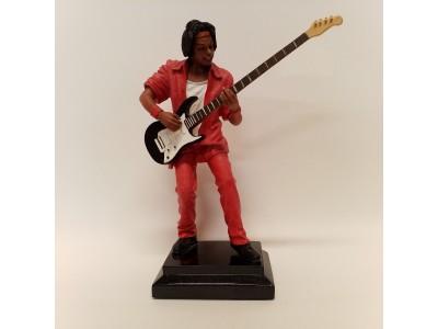 Statulėlė - gitaristas