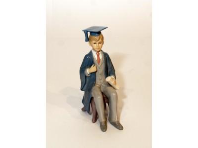 Statulėlė - absolventas