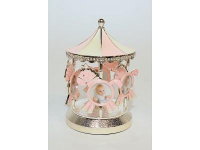 Muzikinė karuselė - su nuotraukų rėmeliais