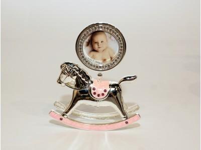 Nuotraukų rėmelis - arkliukas